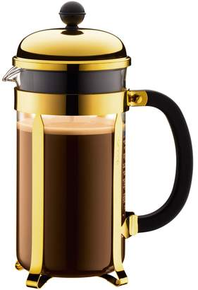 Bodum Gold Chambord Eight- Cup Coffee Maker
