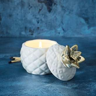 west elm Pineapple Candle - Mini