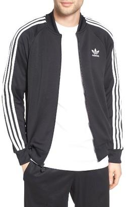Men's Adidas Originals Superstar Track Jacket $70 thestylecure.com