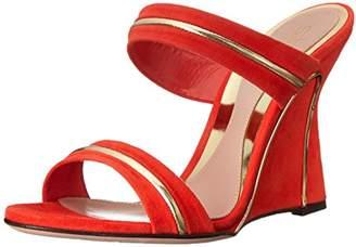 Sebastian Women's Suede Wedge Sandal