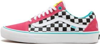 Vans Old Skool Pro - 'Golf' - Blue/Pink