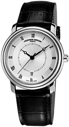 Frederique Constant Men's FC303CHE4P6 Chopin Silver Automatic Dial Watch
