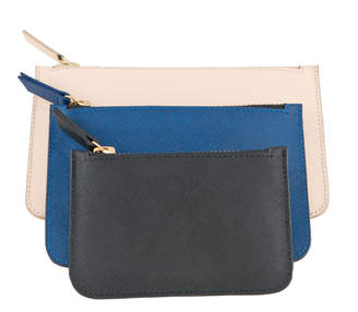Asche Industries Scent Controlled Leather Pouchette