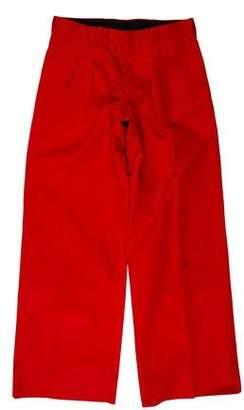 Christian Dior Mid-Rise Pants