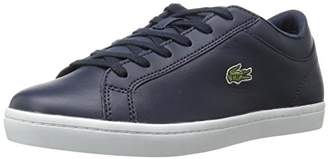 Lacoste Women's Straightset Bl 1 Fashion Sneaker $41.03 thestylecure.com