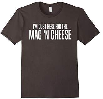 M·A·C I'm Just Here For The Mac 'N Cheese Tee