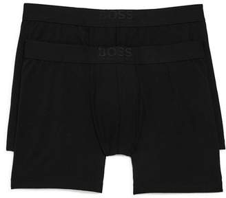 BOSS Ultra Soft Boxer Briefs - Pack of 2