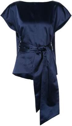 Rosie Assoulin tie-waist blouse