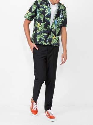 Calvin Klein Text print short sleeve t shirt