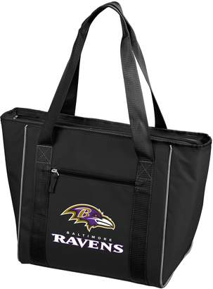 Logo Brand Baltimore Ravens 30-Can Cooler Tote