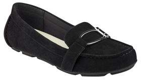 Anne Klein Casual Tailored Suede Drivers