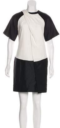 Alexander Wang Wool & Silk Mini Dress