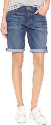 Joe's Jeans Easy Bermuda Shorts $138 thestylecure.com