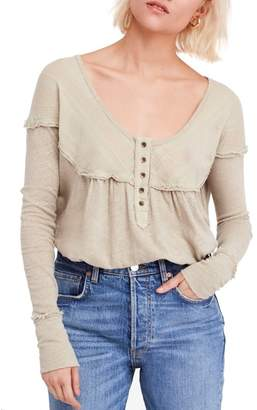 Free People Down Under Henley
