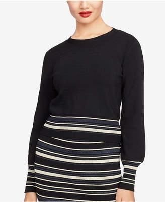 Rachel Roy Tie-Back Sweater