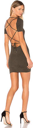 Riller & Fount Penny Open Back Dress