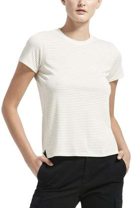 ATM Anthony Thomas Melillo Sparkle Stripe Tee
