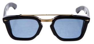 Jacques Marie Mage Arapaho Tinted Sunglasses