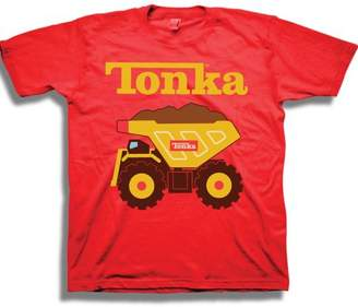 Hasbro Tonka Truck Toddler Boy Short Sleeve Graphic T-Shirt