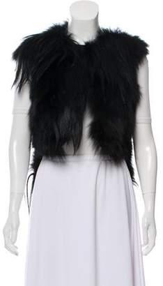 J. Mendel Evening Fur Vest