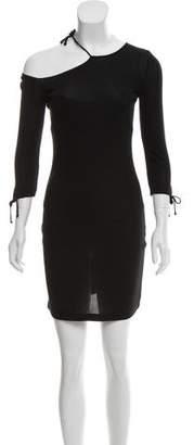 Versus Long Sleeve Mini Dress