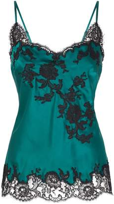 Marjolaine Silk Lace Camisole