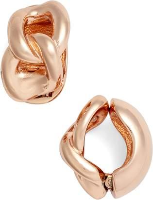 ERWIN PEARL Love Knot Earrings
