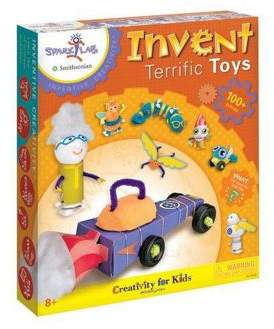 Creativity For Kids West Designs Invent Terrific Toys