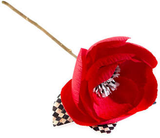 Mackenzie Childs MacKenzie-Childs Power Posy Decoration, Red