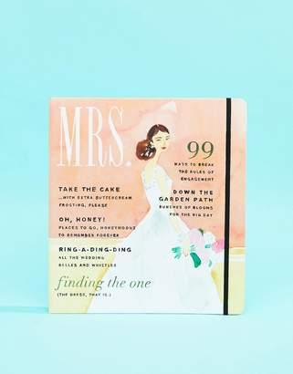 Kate Spade Wedding Journal