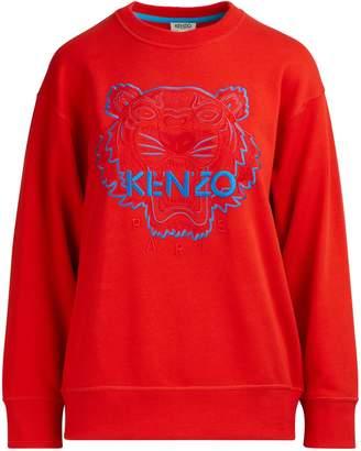 Kenzo Two-tone Tiger sweatshirt