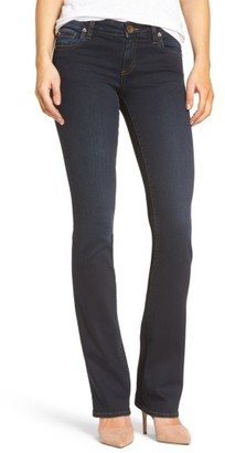 Women's Kut From The Kloth Natalie Stretch Bootleg Jeans $89.50 thestylecure.com