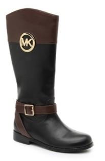 MICHAEL Michael Kors Emma Blair Riding Boot - Kids'