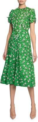 Marc Jacobs Sofia Loves The '40s Floral-Print Midi Dress