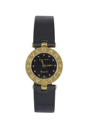 Bulgari B.Zero1 yellow gold watch