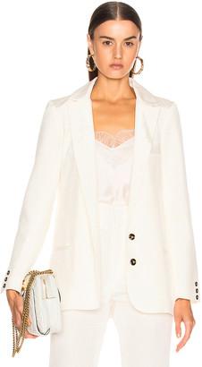 SABLYN Petra Blazer in Winter White | FWRD
