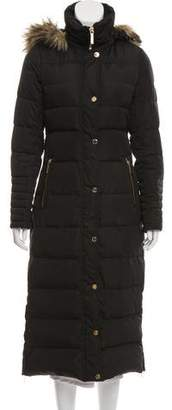 Michael Kors Long Puffer Coat