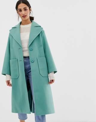 Asos Design DESIGN oversized coat