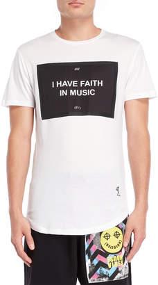 Religion Faith Music Tee