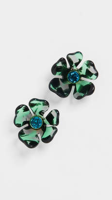Kate Spade Small Flower Stud Earrings