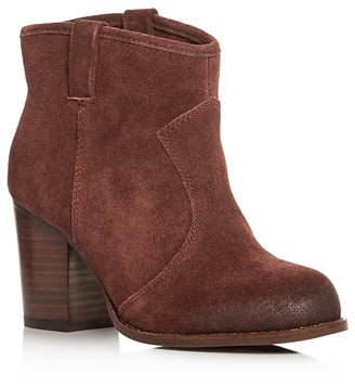 Splendid Lakota High Heel Booties $158 thestylecure.com