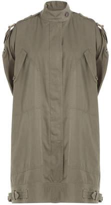 Roberto Cavalli Cotton Jacket