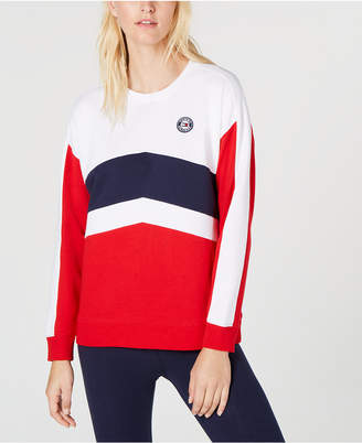 Tommy Hilfiger Colorblocked Logo Sweatshirt