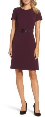 Petite Women's Tahari Stretch Sheath Dress $138 thestylecure.com