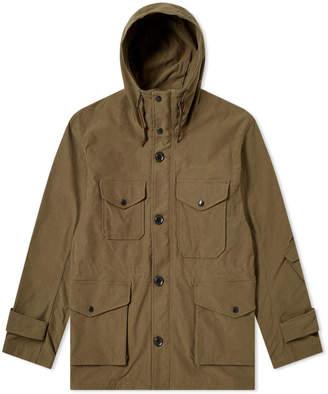 Nanamica Polyester Nylon Stretch Cruiser Jacket