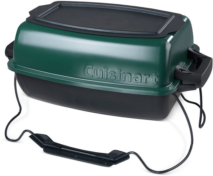 Cuisinart CGG-080 Portable Gas Grill, Griddl'n Grill