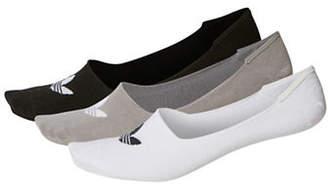 adidas Three-Pack Women's Low-Cut Socks
