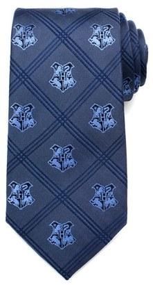 Men's Cufflinks, Inc. 'Hogwarts' Silk Tie $55 thestylecure.com