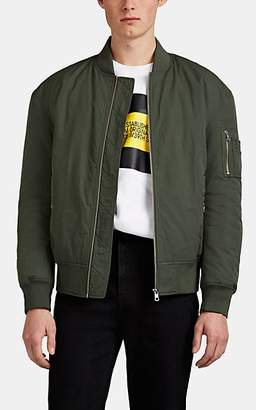 Calvin Klein Jeans Est. 1978 Men's Icon Tech-Twill Bomber Jacket - Olive