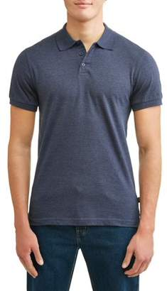 Lee Men's Short Sleeve Grindle Jersey Polo, Available up to size XL